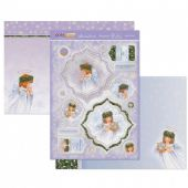 Hunkydory Die-Cut Topper Set - Angel's Wings